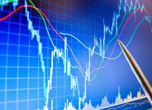 financial-graph-on-a-computer-monitor-screen